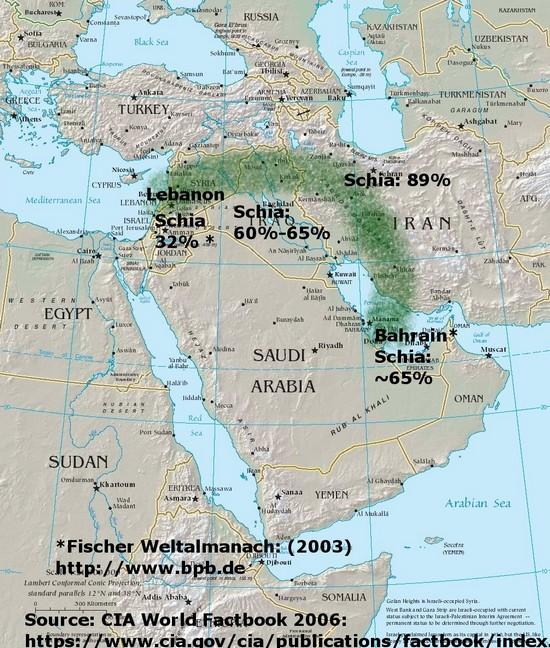 Shiite Crescent