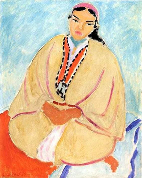 Matisse_zorah_en_jaune