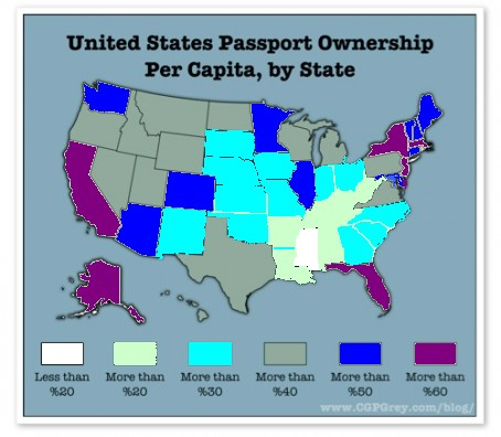 passports by state