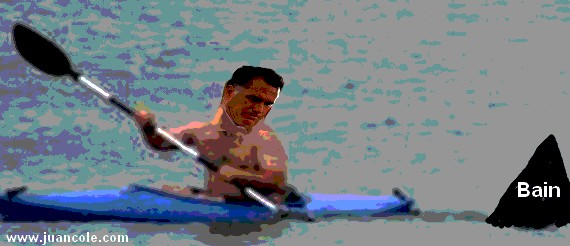 Romney Kayak and Shark