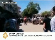 55 Dead in Syria's Weekend of Rage