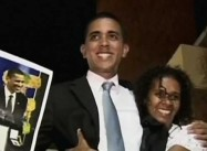Barack Obama Look-alike Contest in Colombia