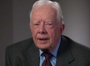 Carter: Guinea Worm parasite on verge of being wiped out (Cenk Uygur)