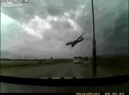 Cargo Plane Crash at Bagram (Video)