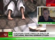 European Human Rights Court finds CIA Guilty of Torture
