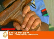 Free Libya Forces Advance in Western Mountains