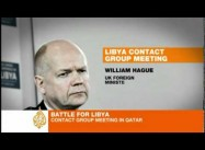 Free Libya plans Tripoli Uprising as Doha Conference Urges More Help to Civilians