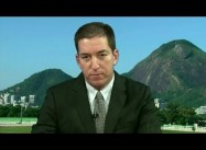 Greenwald to BBC:  Journalists must investigate the Powerful in Gov't since they Lie to the People (BBC Surprised)