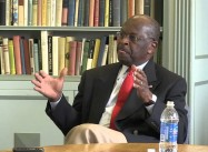 Herman Cain Painfully Clueless on Libya
