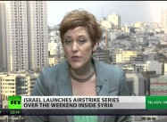 Israeli Airstrike on Syria ups the Ante, Draws Iran Threats
