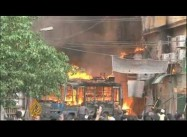 Karachi Paralyzed After Major Arson, Sectarian Violence