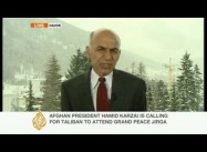 Karzai said Ready to Talk to Taliban; H. Mahsud's Death Questioned; Is Afghanistan a Potential Oil State?