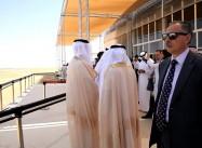 UAE Launches 100 Megawatt Solar Energy Plant, Largest in Mideast