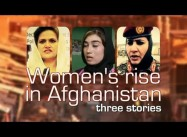 Overcoming Woman-Hatred in Afghanistan: 3 Stories