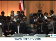 Iran President accuses Speaker of Parliament of Corruption, as Labor Minister is Impeached