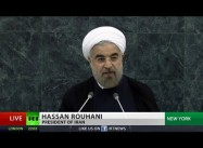 Iranian President Rouhani acknowledges Holocaust as Crime against Jewish People