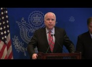 Top Reasons John McCain and Lindsey Graham have no Credibility for Egypt Talks