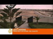 Rebels Take, Hold Key Oil Cities in Fierce Libyan Civil War