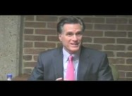Romney Praised Individual Mandate in 2010