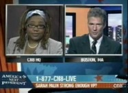 Scott Brown implies that Obama was born out of Wedlock