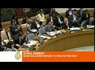 Syrian Army Splits over Deraa Repression