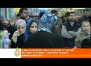 The World Oil Politics of the Libyan Revolt