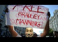 "Wikileaker Bradley Manning ""Illegally Punished,"" 4 months off Life Sentence"
