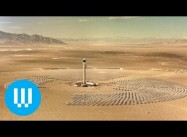 "Nevada's ""Crescent Dune"" Solar Facility will Produce Energy at Night"