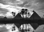 pyramidssunset