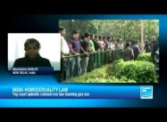 Indian Gays Shocked by Supreme Court Ruling upholding Colonial Sodomy Laws
