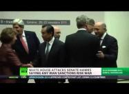 American Public Pushes back against AIPAC Senators seeking Iran Conflict