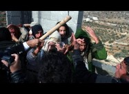 Israel's KKK:  Violent Squatters increasingly Attacking Palestinians