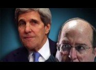 Netanyahu Tells Kerry he will Grab 13% of Palestinian West Bank
