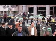 On eve of Revolution Anniversary, Cairo Shaken by deadly Bombings