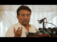 """Former Pakistan Dictator suffers """"heart problem"""" goes on Way to Treason Trial"""