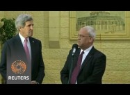 Israel Rejects Kerry Proposal to Relinquish Control of Palestine-Jordan Border, Endangering Talks
