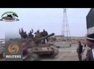 Taking on al-Qaeda:  Syria's Uprising within an Uprising