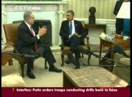 "Obama to Netanyahu:  Israel faces Int'l Sanctions over ""Permanent Occupation of West Bank"""