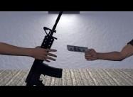 30 Murders by Firearm in England 2012 (equiv. 164), vs. 8,855 in US