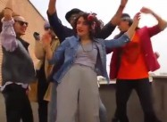 """Iran """"Happy"""" Video Arrestees out on Bail but Pharrell Cover goes Viral"""