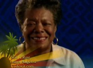 Maya Angelou: 'Still I Rise' (video)