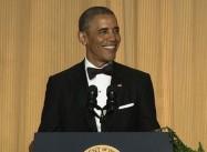 Obama Quips at White House Correspondent Dinner:  'Orange is the New Black'