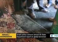 US calls Israeli Squatter attacks on Palestinians 'Terrorism'; Israel says 'only vandalism'