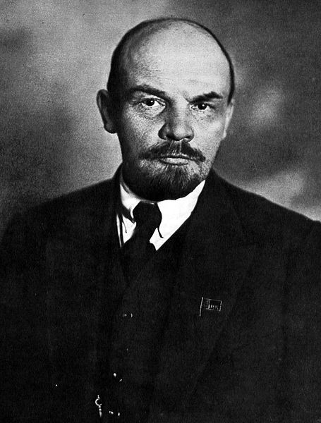 Leninportrait