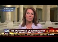 "Fox's Cavuto slams Bachmann on suing Obama: ""There's so much Wrong Here"""