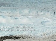 Greenland Glaciers Collapsing much Faster than Thought
