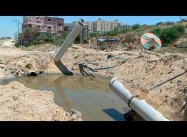 Thirsty in Gaza: Israel Destroyed or Damaged 28 Miles of Water Pipes