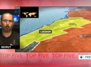 Pan-Mideast War:  ISIL and al-Qaeda attack Hizbullah outposts Near Lebanese Border