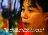 Militant Buddhist Monks stir attacks on innocent Muslims in Myanmar