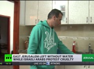 Arab East Jerusalem a la Detroit:  Being Starved of Water